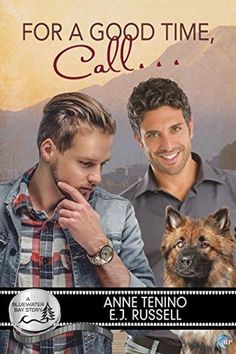 For a Good Time, Call... (Bluewater Bay #17) [Nate & Seth] by Anne Tenino & E.J. Russell 🌟 2.5 (DNF 67%) 🌟 #UltraMeitalReviews #BookReview #Romance #GayRomance #LGBTQ #ContemporaryRomance #AnneTenino #EJRussell #BluewaterBay #Review #Reviews #Books #Reading #Readingtime #BookShelf #BookShelves #BooksBooksBooks