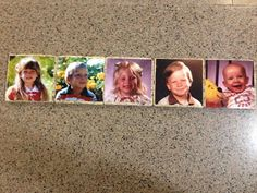 Preschool Crafts for Kids*: Mother's Day/ Father's Day Photo Drink Coasters Craft