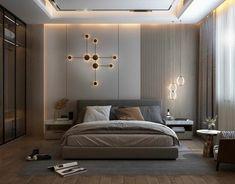 Black Bedroom Design, Simple Bedroom Design, Master Bedroom Interior, Bedroom Closet Design, Modern Master Bedroom, Home Room Design, Home Decor Bedroom, Modern Luxury Bedroom, Luxurious Bedrooms
