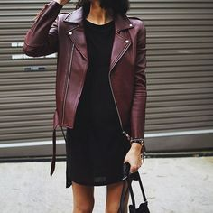 Jacket @hironaeparis ,dress @revolve #alexanderwang