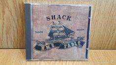 SHACK. H.M.S. FABLE. CD / LONDON RECORDS - 1999. 12 TEMAS / CALIDAD LUJO.