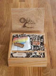 Gift Love - Client gifts and packaging  Tracie Howe Photography