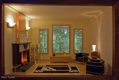 art deco living rooms   Art Deco apartment - before sending to client