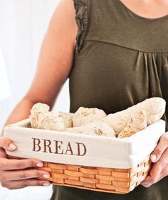 pão de azeitonas e tomilho