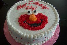 Elmo Cake Party Fun, Party Ideas, Jack B, Elmo Cake, Cupcake Cakes, Cupcakes, Elmo Birthday, Hadley, Best Part Of Me