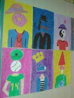 Knutselen met kunstenaars - Rene Magritte