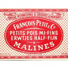 Antique Vintage Paper Ephemera French Flemish Vegetable Can Crate Labels for Display Scrapbooking Collage Mixed Media Art Supplies