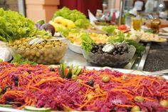 El Hotel Diamante Suites les ofrece la oportunidad de degustar la amplia variedad de la gastronomía vegetariana.