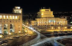 National Museum, Yerevan Armenia. I want to go back!