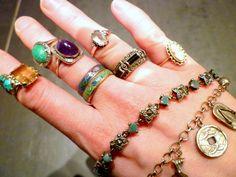 My budget home #11 – Yolande Avé. Vintage juwelen
