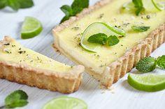 ¡RICA #torta fría de #limón para salirse de la #dieta!