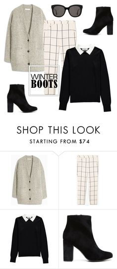 """Untitled #518"" by janicevc ❤ liked on Polyvore featuring Étoile Isabel Marant, MANGO, Essentiel, Witchery and Gentle Monster"
