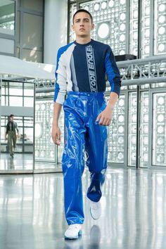 GmbH - Spring-Summer 2018 Paris Menswear