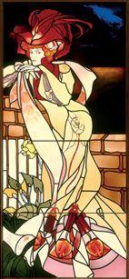 VMFA: Art Deco & Art Nouveau: DE FEURE 85.349