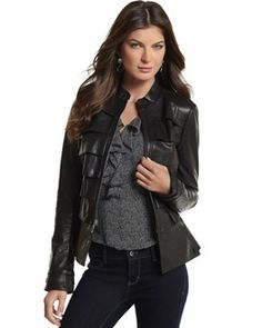 Women's Jackets & Coats - Stylish Jackets & Outerwear, Casual & Dressy Jackets For Women - White House | Black Market
