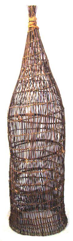Fish Trap by Marlene Yalandj (Arnhem Land)