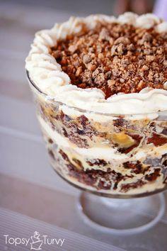 Taste Pin - Better Than Sex Trifle Recipe #tastepin #food #dessert