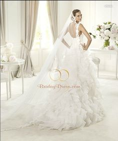 PV-Usual (Designer Like Pronovias 2013 Glamour Collection Usual)