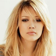 Hillary Duff hair color  blondes