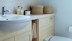 (liv)organwsi_mpaniou@2x Bathroom Colors, Sweet Home, Sink, Design, Home Decor, Decoration, Projects, Sink Tops, Decor