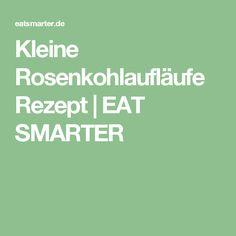 Kleine Rosenkohlaufläufe Rezept   EAT SMARTER