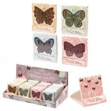 Click and shop now for Elegant Ladies Butterfly Design Nail File Matchbook by weeabootique