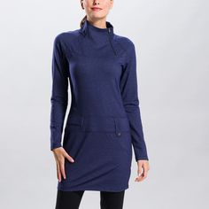 Lole Evolt Dress - Womens High Neck Dress, Comfy, My Style, Skirts, Jackets, Fall 2015, Inspiration, Shopping, Collection