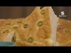 samira tv : بنة زمان : طريقة عمل زرودية حلوة خبز بالزيتون