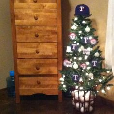 Texas Rangers tree