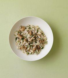 Mushroom & Herb Risotto - GoodHousekeeping.com