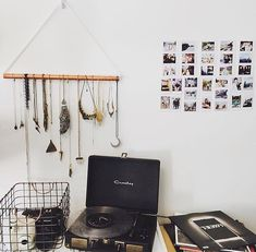 Boho hipster room decor