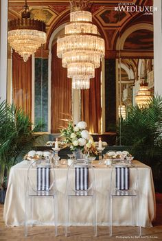 WedLuxe: Gatsby Girl - Inspired by Cinema #greatgatsby