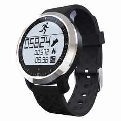 VSSPEED IP68 Waterproof Swimming Smart Watch Sport Smartwatch Health Monitoring Watch for iOS iPhone 6s/6s Plus/6,Android Samsung S7/S7edge/S6/S5/Note 5/Note 4 HTC Sony Blackberry (Black). Professional IP68 Waterproof: F69 smart watch can be wore to swim,,Identify four kinds of modes: swimming freestyle, breaststroke, backstroke, butterfly.Statistical handwaving number when you swim. Always See the Time: No need to light up the screen, the screen is always light on; No afraid of sunlight…
