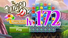 Wizard of Oz: Magic Match - Level 172 (1080/60fps)
