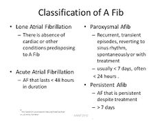 atrial fibrillation caused by adrenaline