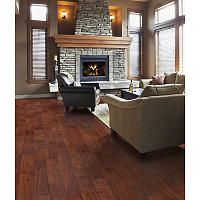 Duraloc by Mohawk Burnt Walnut Laminate Flooring - Sam's Club