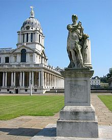 London, Greenwich & Blackheath, Old Royal Naval College -- I love Greenwich [and in 2013, it was the site of the battle between Thor and Malekith the Dark Elf -- if you've seen Thor: the Dark World ;-)].