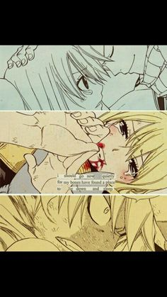 For people who haven't seen this yet, Natsu watched Future Lucy die in front of his eyes by Future Rogue. Natsu cried and screamed over dead future Lucy, proving that if his Lucy died it would be a total disaster. Natsu x Lucy = Fairy Tail Lucy, Fairy Tail Nalu, Fairy Tail Guild, Fairy Tail Ships, Future Rogue, Fairy Tail Pictures, Fariy Tail, Natsu And Lucy, Fairy Tail Couples