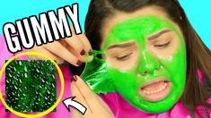 homemade face masks for pimples Pimple Mask, Acne Face Mask, Diy Face Mask, Pimples, Homemade Art, Homemade Face Masks, Karina Garcia, Beauty Video Ideas, Face Painting Designs