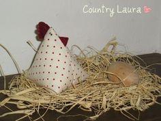 Country Laura: TUTORIAL GALLINELLA