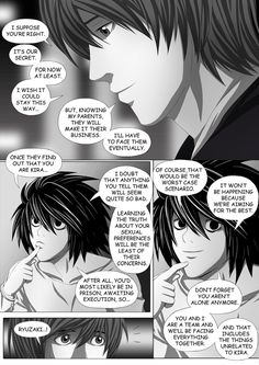 Death Note Doujinshi Page 94 by Shaami.deviantart.com on @DeviantArt