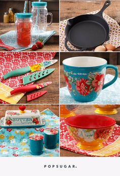 Pioneer Woman bowls with lids at Walmart 10pc   For the Home ...