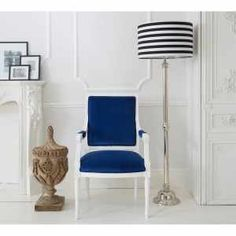 The Kae Collection, Royal Blue Chair