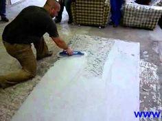 beton odciskany a beton stemplowany grafito - YouTube