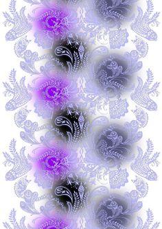 Vallila Interior AW14, Syvämeri lilac by Matleena Issakainen