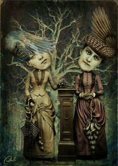 THE OUTING: Art by Dale created with MUSEum by tKuPiLLi Imagenarium at Deviant Scrap