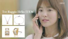 J.ESTINA Descendants of the Sun K-drama Kang Mo-yeon Style jewelry earring  #JESTINA #Rolling