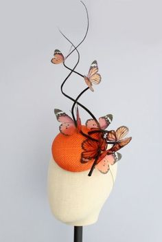 Lumino Monarch | Reny Kestel Millinery