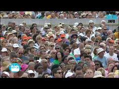 Papa Francisco: Audiencia General de hoy miércoles 31-08-16 (Palabras en lengua española) - YouTube