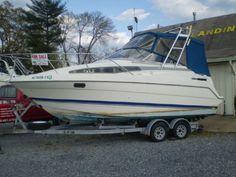 1994 Bayliner 2355 Ciera Sunbridge Delran, New Jersey - Clarks Landing Yacht Sales Boat Dealer, Used Boats, Boats For Sale, Water Tank, New Jersey, Canisters, Dunk Tank